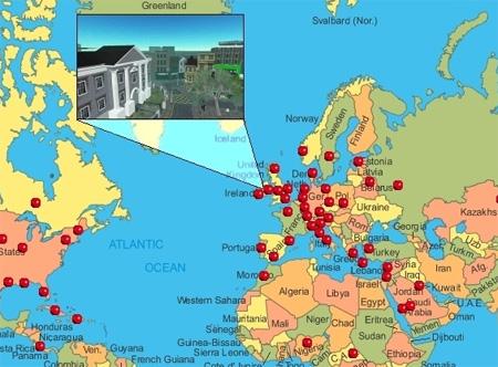 RealworldplacesinSLmap450