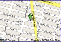 Google map rik's apt