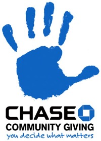 Chase hand-banner