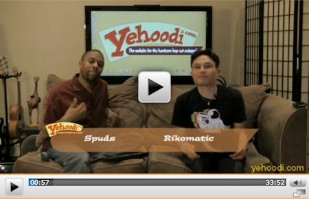 Yehoodi Talk Show 601
