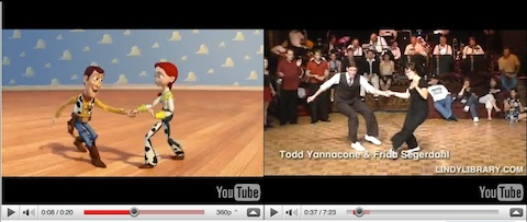 Toy Story vs ULHS480