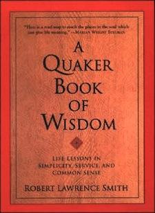 Quaker book of wisdom cover