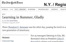 GK in NYT 225