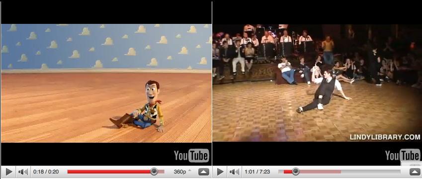 Toy Story vs ULHS4