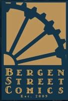 Bergen st comics logo