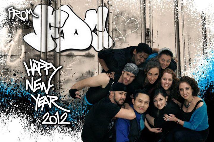 FreePlay Crew holiday greeting 2011