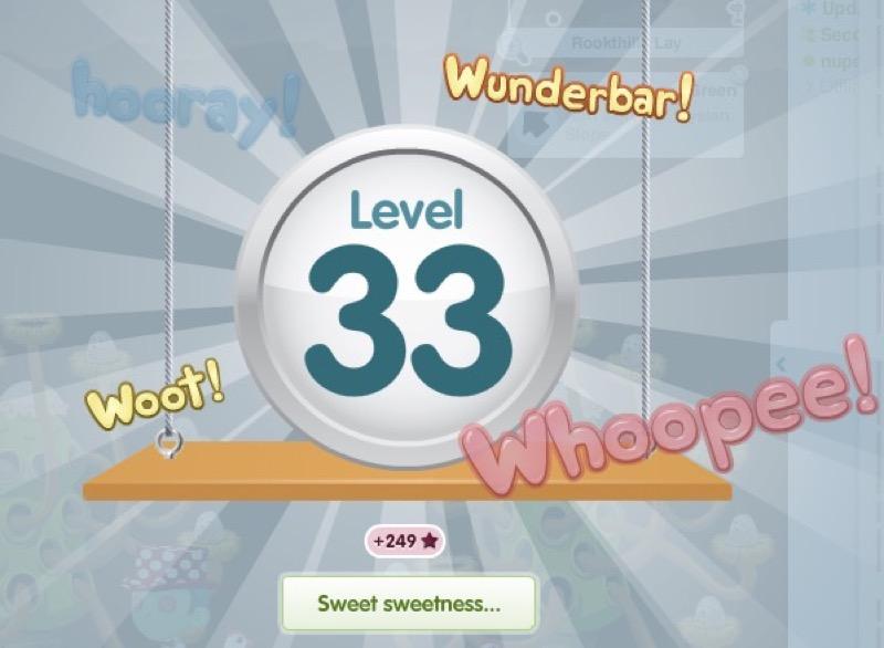 Glitch level 33
