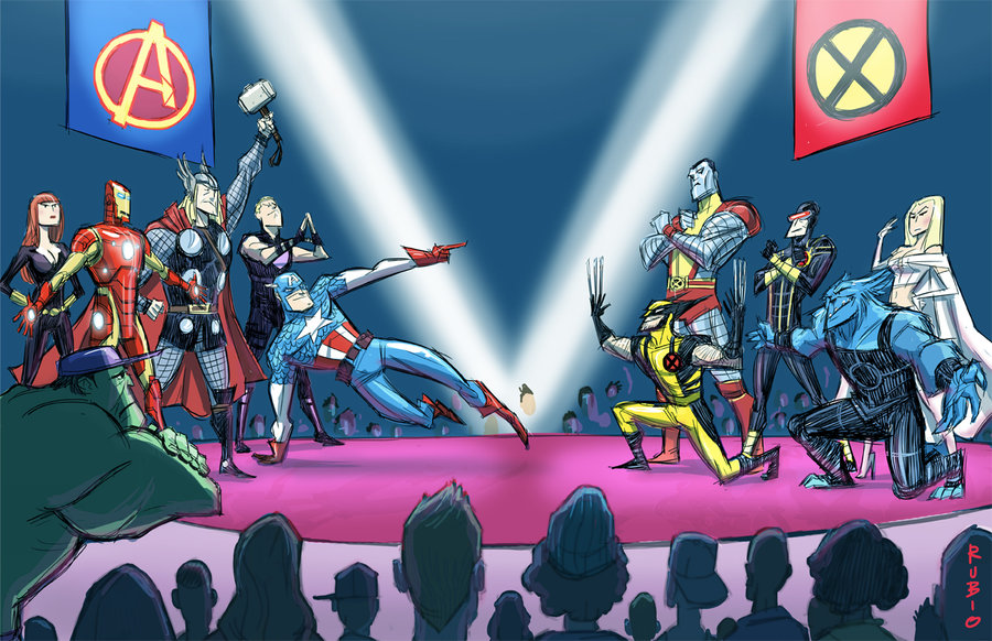 Avengers_vs__x_men_by_barrypresh-d4uqko2