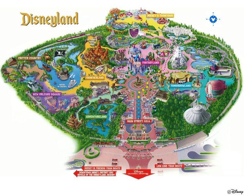 Disneyland_map_2011