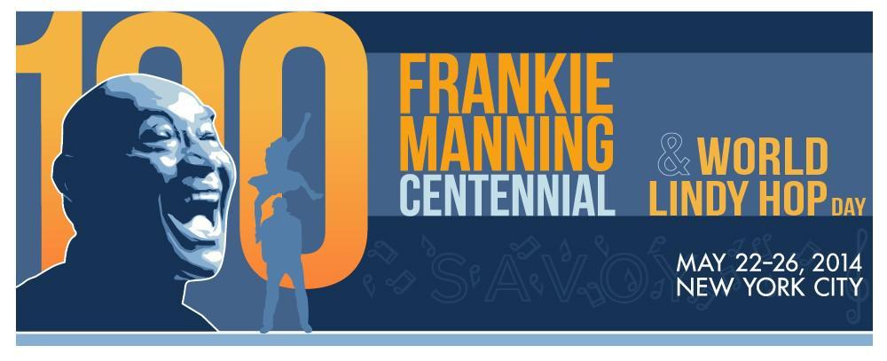 Frankie100 logo