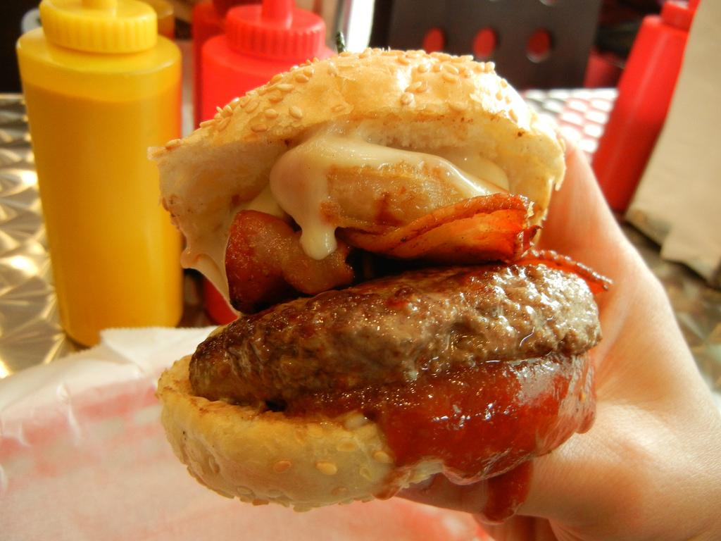 Phat burger