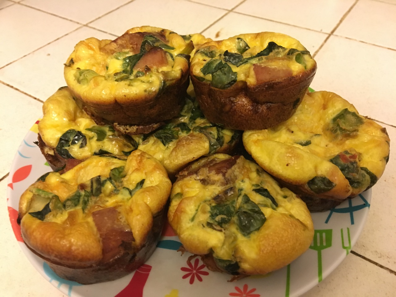 Quiche mini-bites