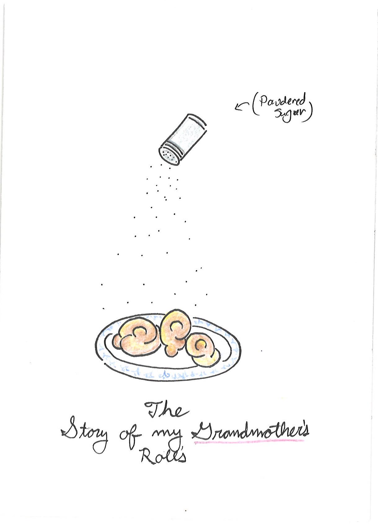 Hanah food story 1