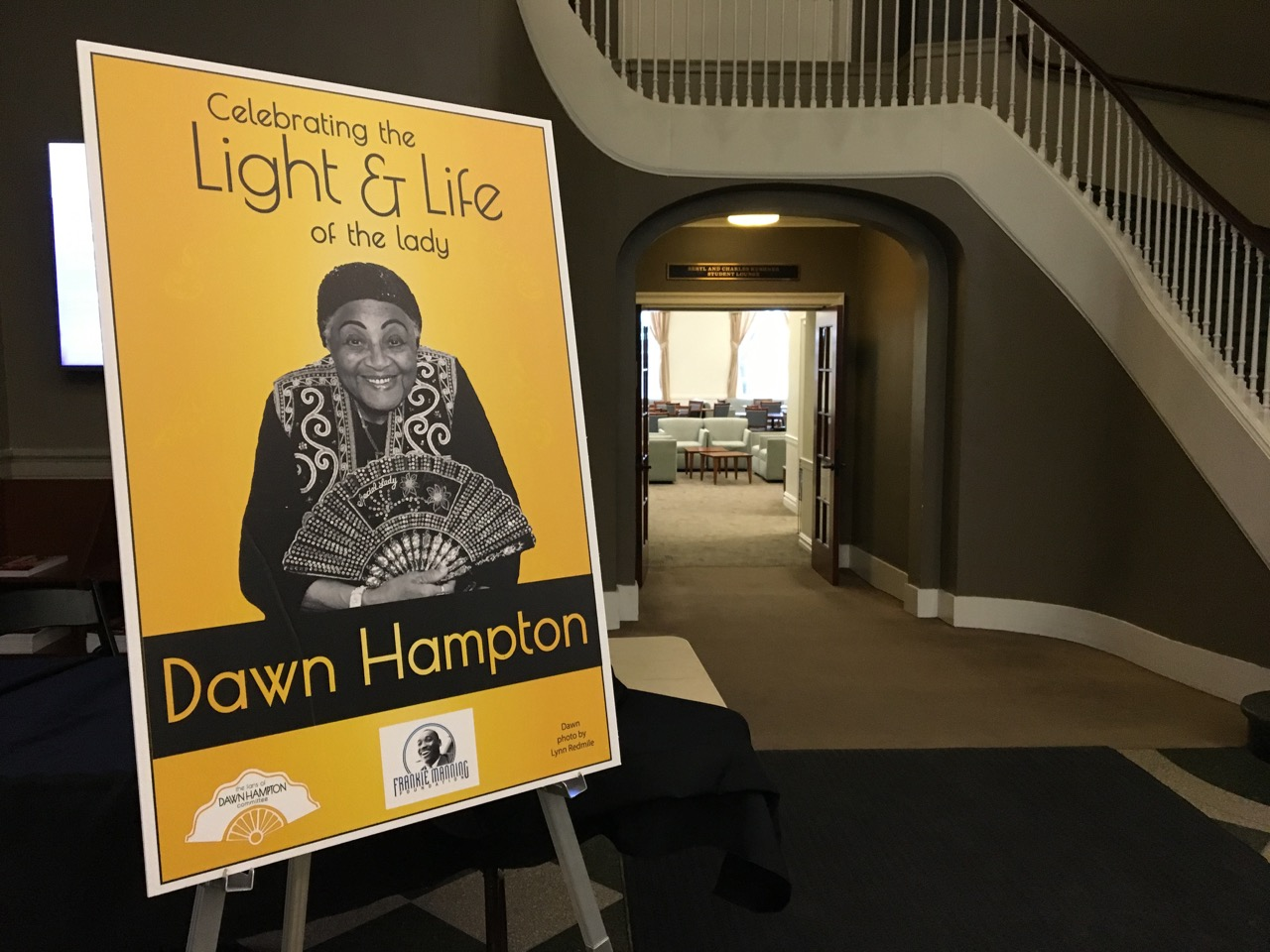 Celebrating dawn hampton
