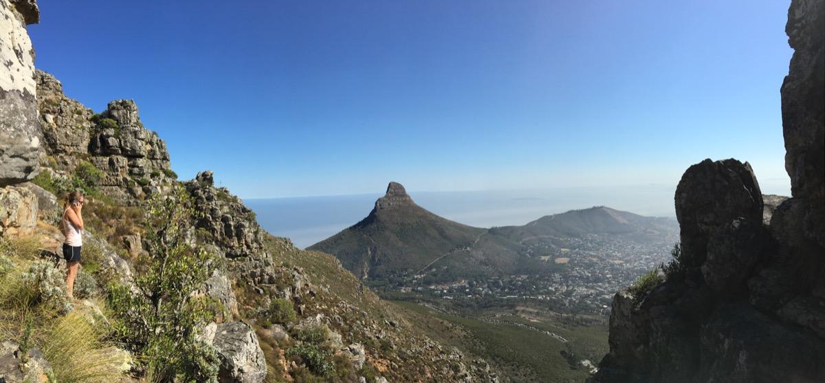 Table mountain hike break-1200