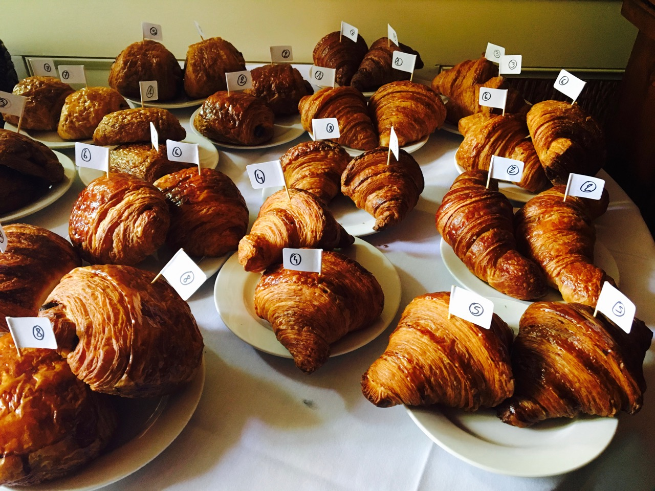 Croissant battle