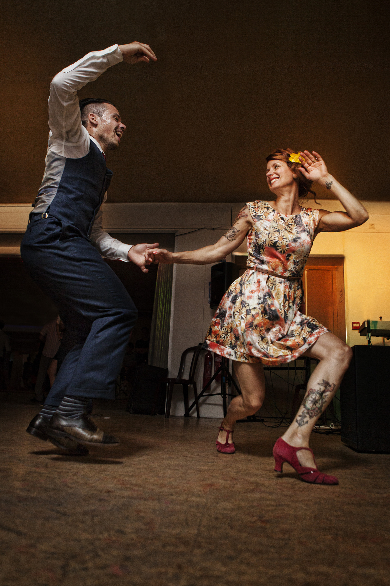 Lindy Hop in Paris