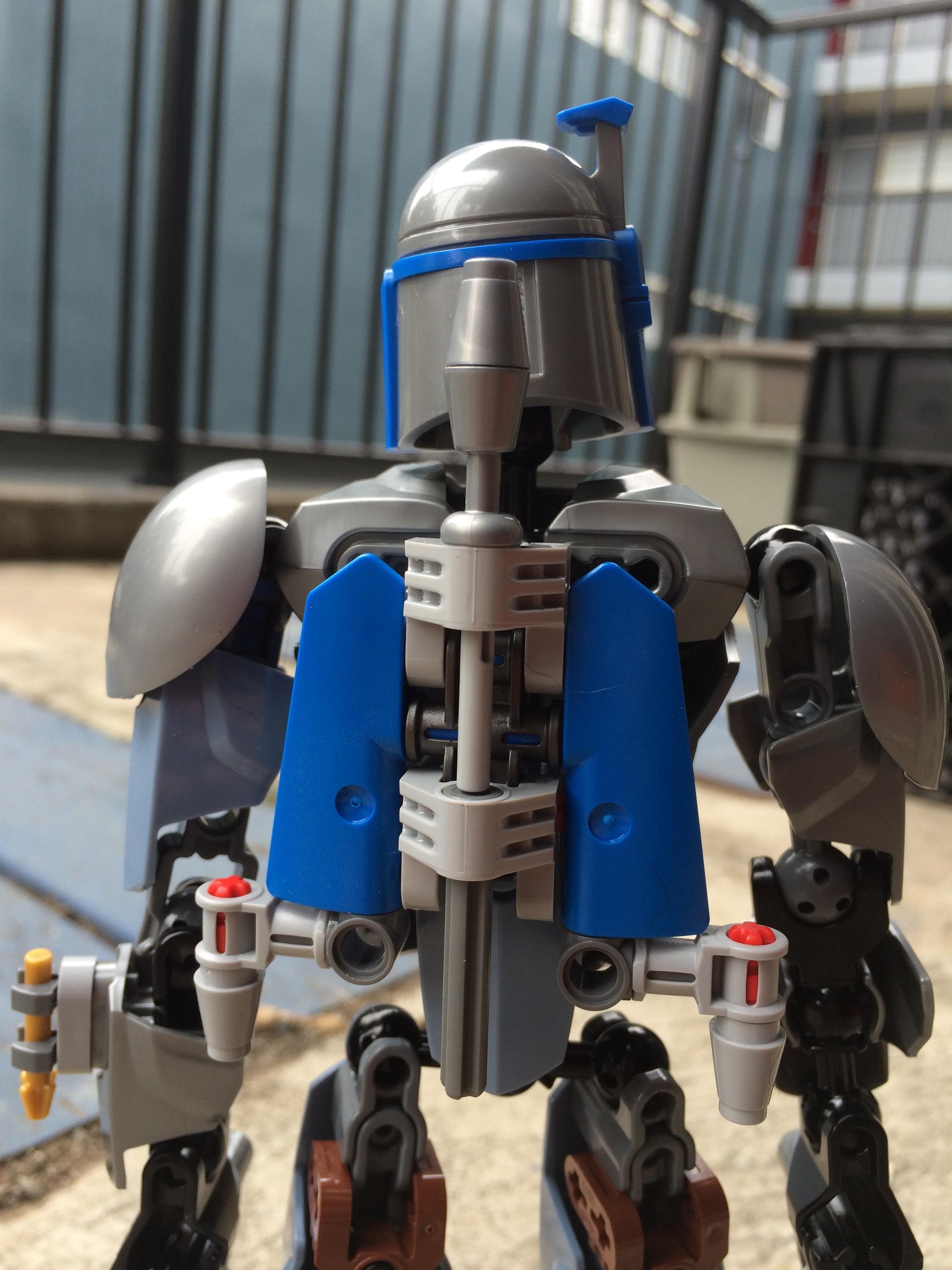 Lego boba fett back detail