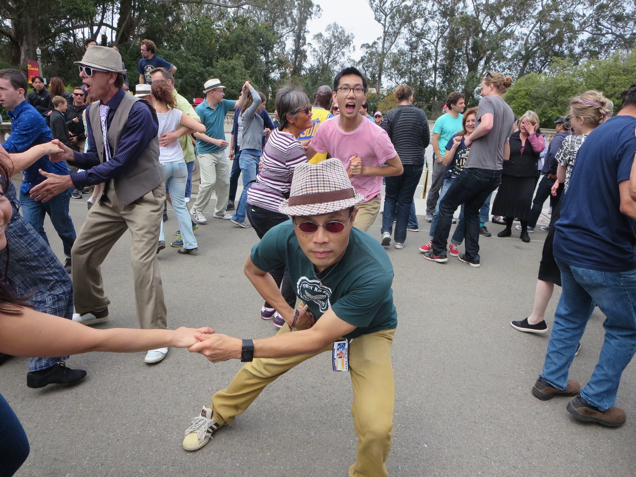 Dancing at LITP