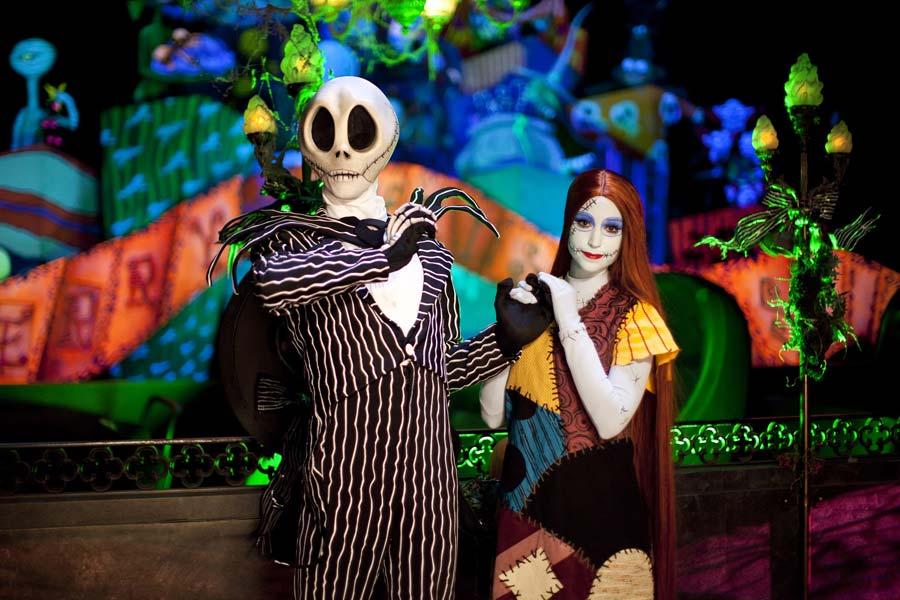 Disneyland-halloween-haunte