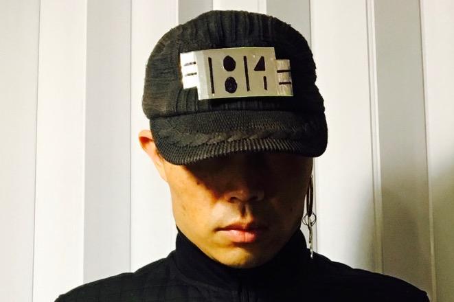 Janet costume hat