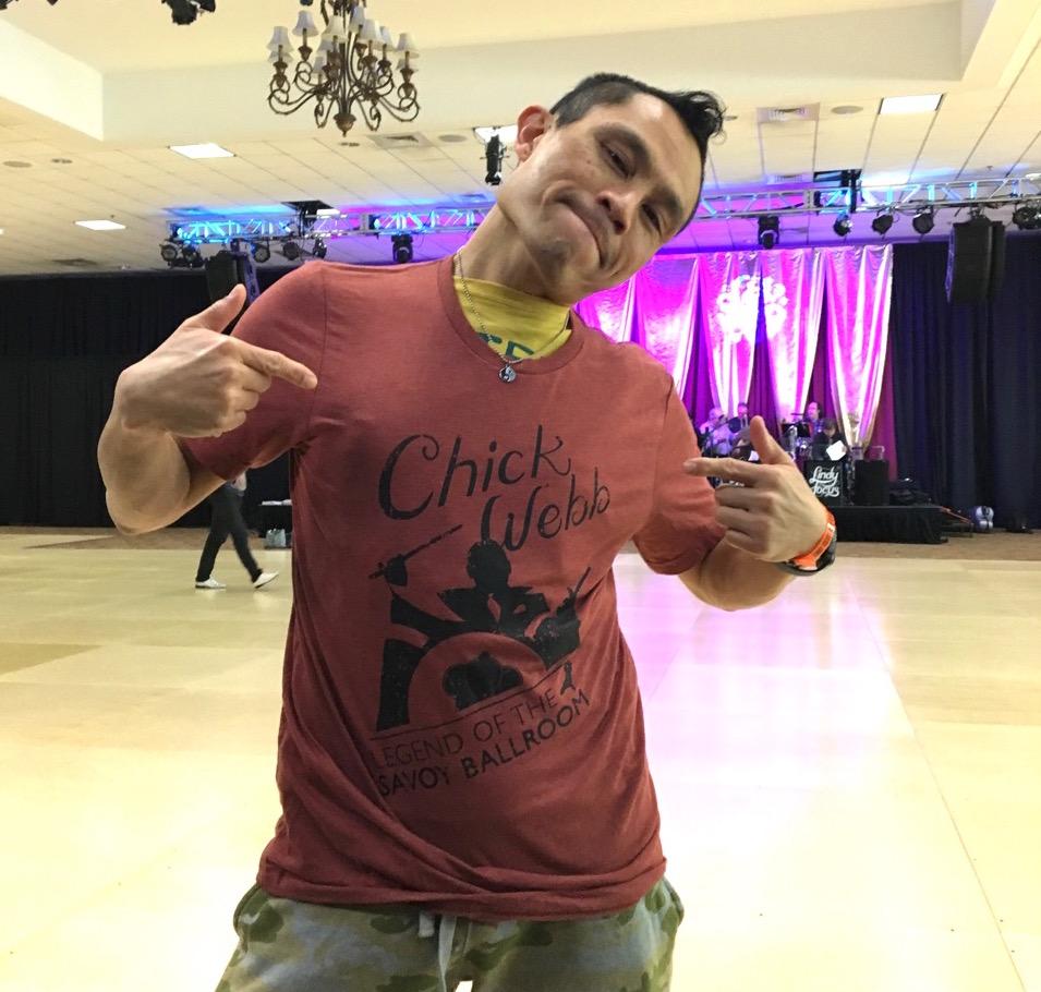 Chick web tshirt