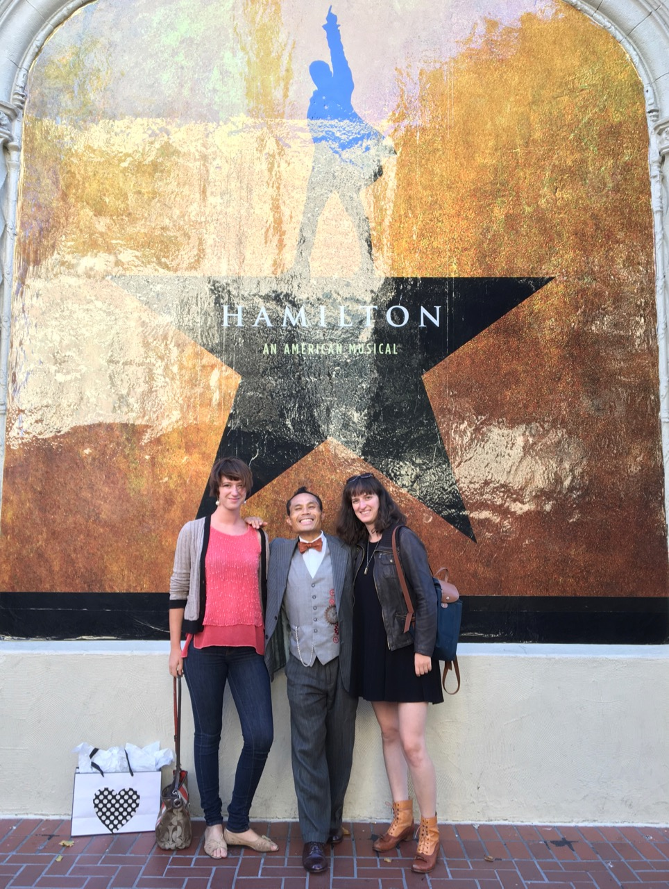 Hamilton-ing with the Yendler sisters