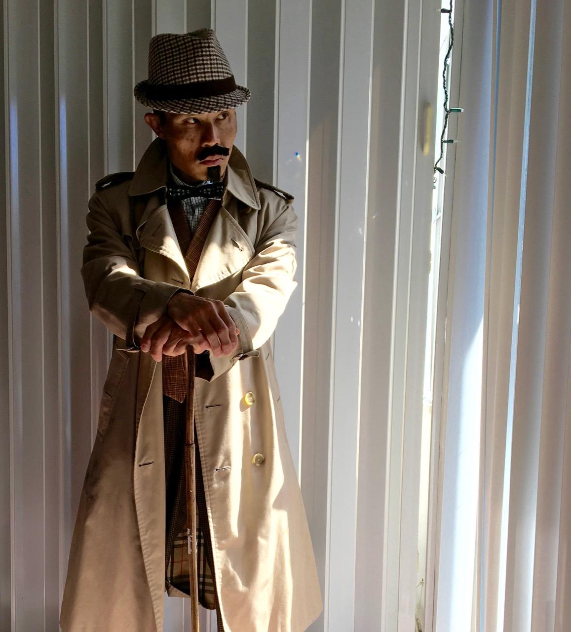 Blade Runner Gaff Outfit